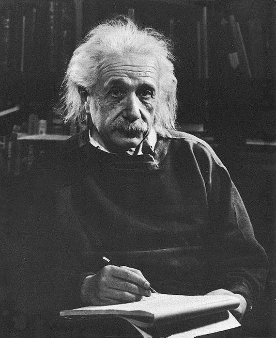 Альберт Эйнштейн дочери