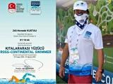 Поздравляем нашего Единственного Геннадия Кустова, успешно переплывшего Босфор