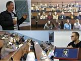 Найти себя и своё Дело: Единственные Геннадий Кустов и Дмитрий Милованов встретились со студентами - 09 ноября 2018 года