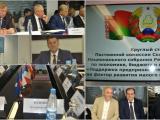 Постоянная комиссия Совета Республики Национального собрания Республики Беларусь по экономике, бюджету и финансам обсуждала механизмы поддержки малого и среднего бизнеса