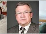 Честь имею представить: Борис Белый, Станислав Сиваков, Евгений Борисов, Владимир Колоцей, Андрей Шкуропатский