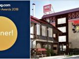 Чисто Отель - обладатель награды Guest Review Award - 2018